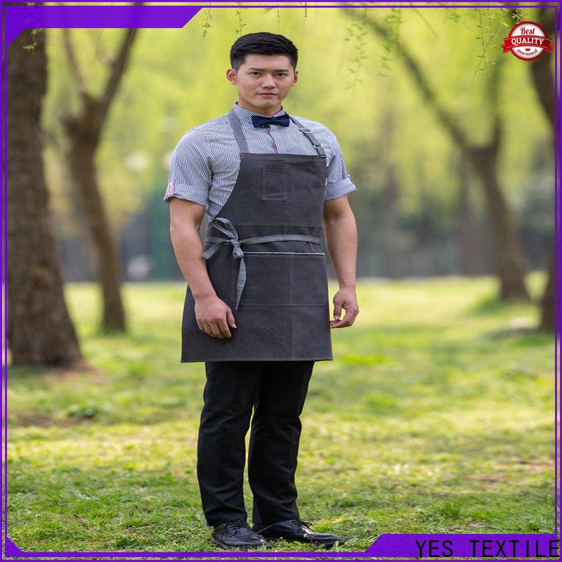 High-quality bistro aprons cya201 company for girl