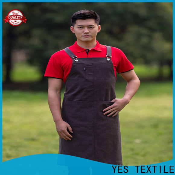 chefyes excutive womens kitchen aprons manufacturers for girl