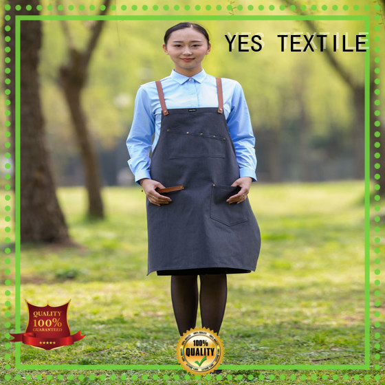 chefyes comfortable bib apron wholesale for women