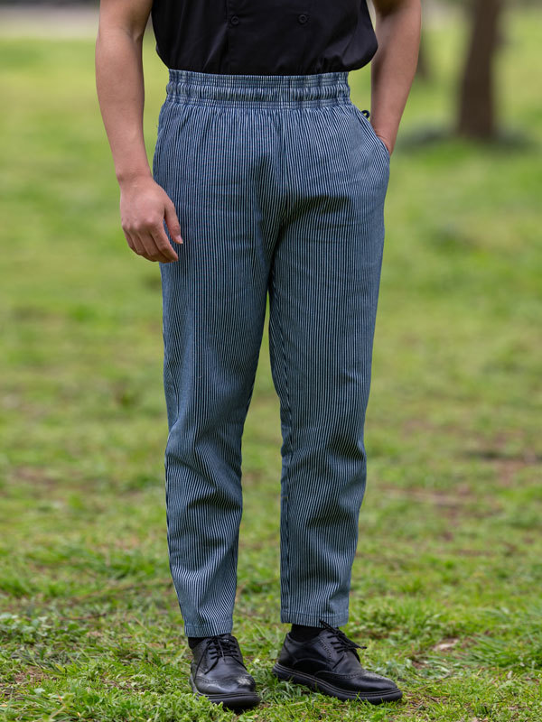 Elasticated HICKORY CHEF Pants (CYP004)