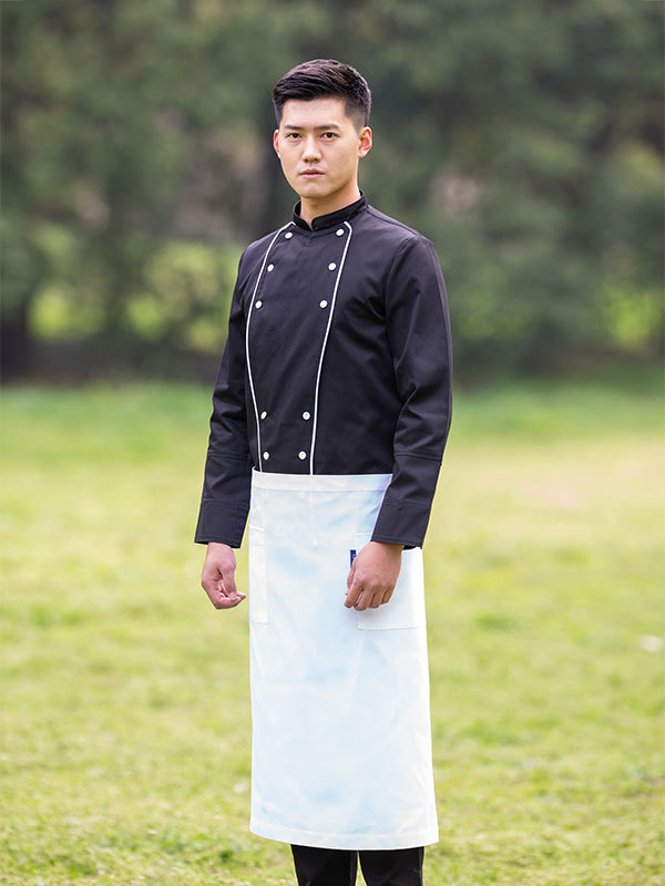 EXCUTIVE COTTON CHEF COAT (CYJ100B)