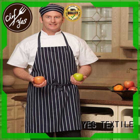 comfortable chef apron waist wholesale for girl