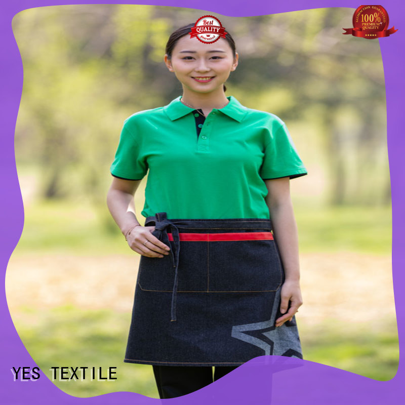 good quality cooking apron cya003 supplier for women