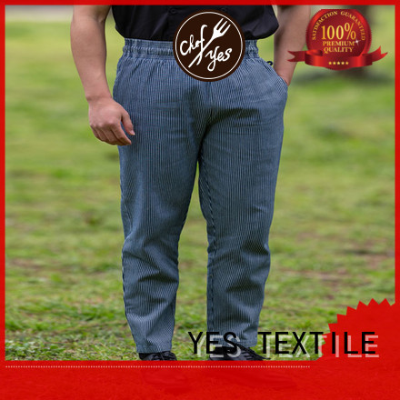 chefyes pants chef trousers simple design for daily life