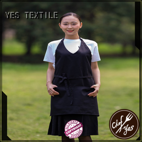 comfortable bib apron cya101 supplier for girl
