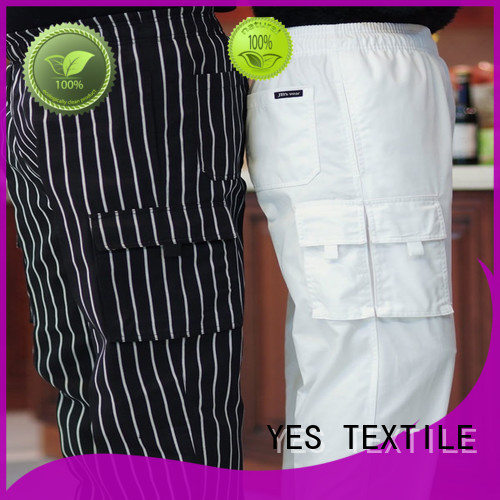 chefyes cargo chef wear pants exquisite for daily life