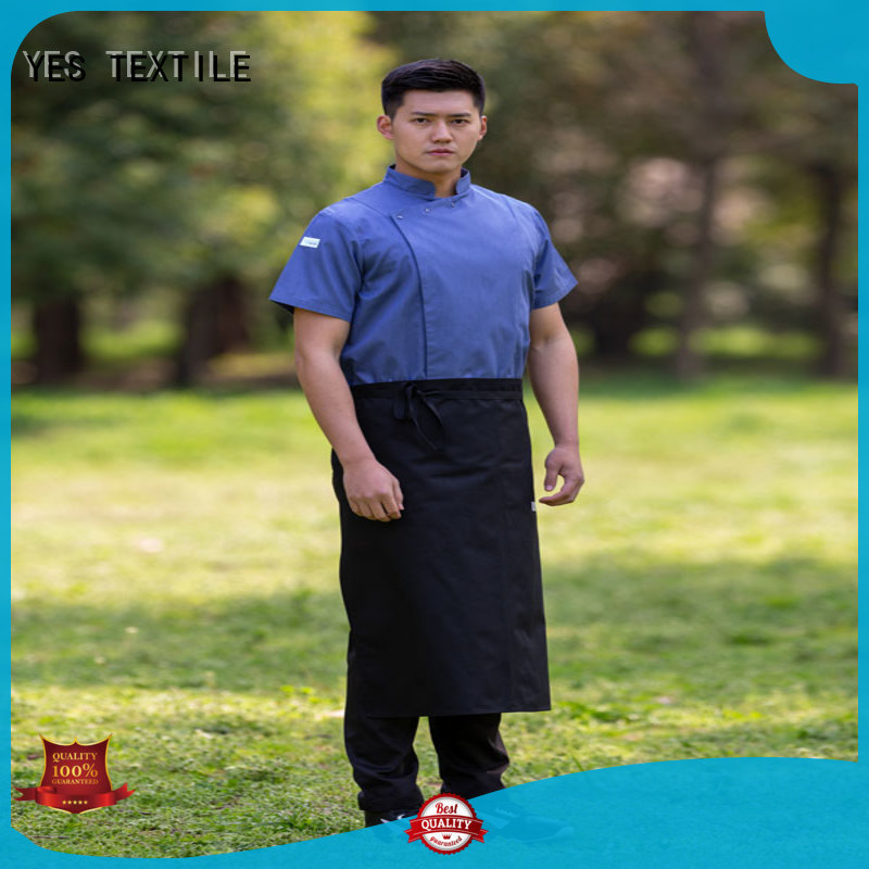 thin chef uniform premium price for party