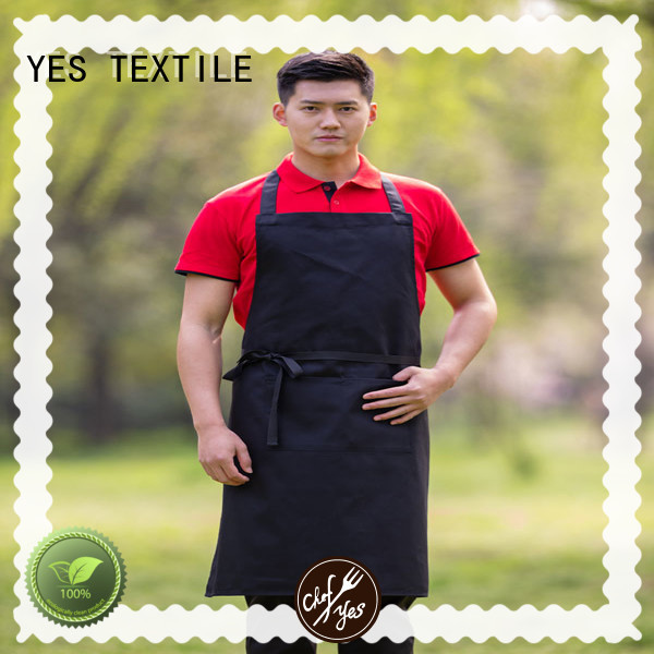 chefyes good quality waist apron supplier for ladies