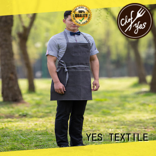 chefyes cya010 canvas apron wholesale for ladies