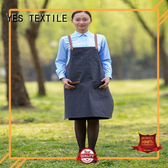 chefyes comfortable personalized aprons supplier for ladies