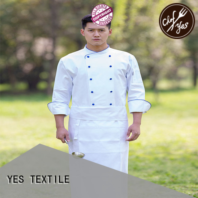 chefyes light chefwear buy for hotel
