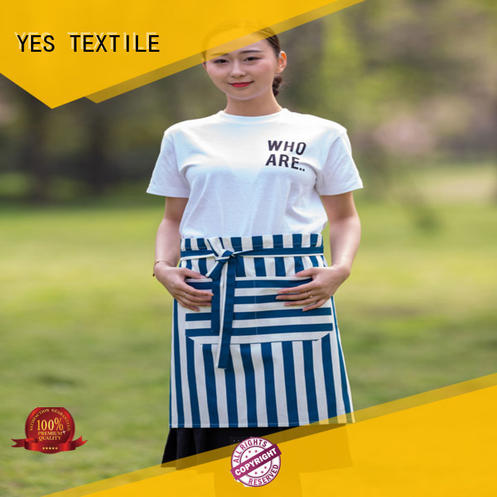 chefyes good quality bib apron supplier for women