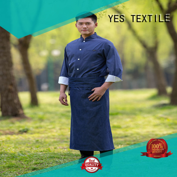 chefyes light denim apron price for party