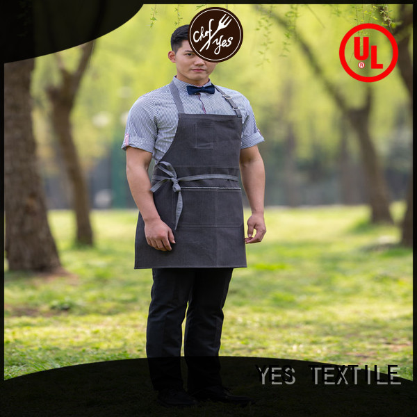 chefyes natural personalized aprons design for women