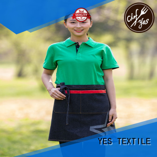 chefyes cya101 restaurant aprons wholesale for girl