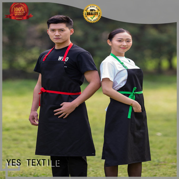 chefyes good quality restaurant aprons wholesale for women