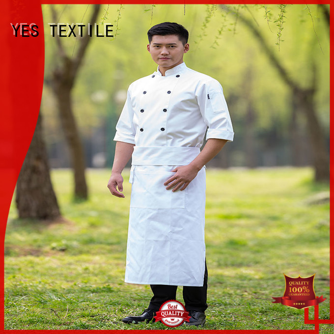 chefyes soft restaurant uniforms price for party