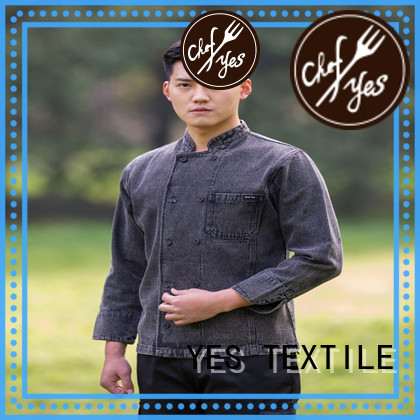 chefyes thin chef uniform store price for party
