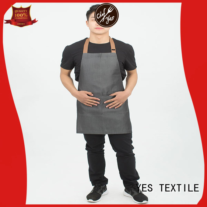 chefyes urbani restaurant aprons supplier for women