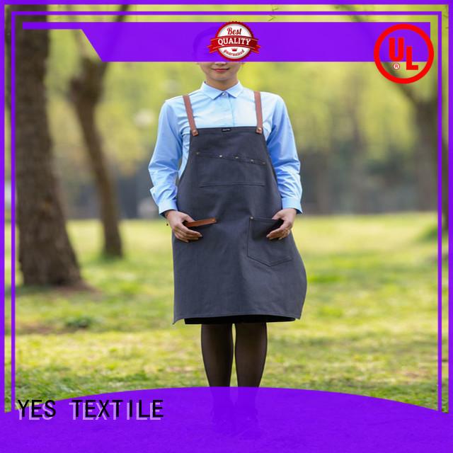 chefyes cya07d custom aprons supplier for girl