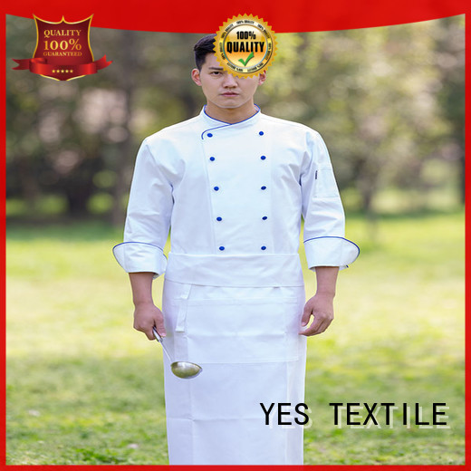 chefyes soft lady chef pants price for hotel