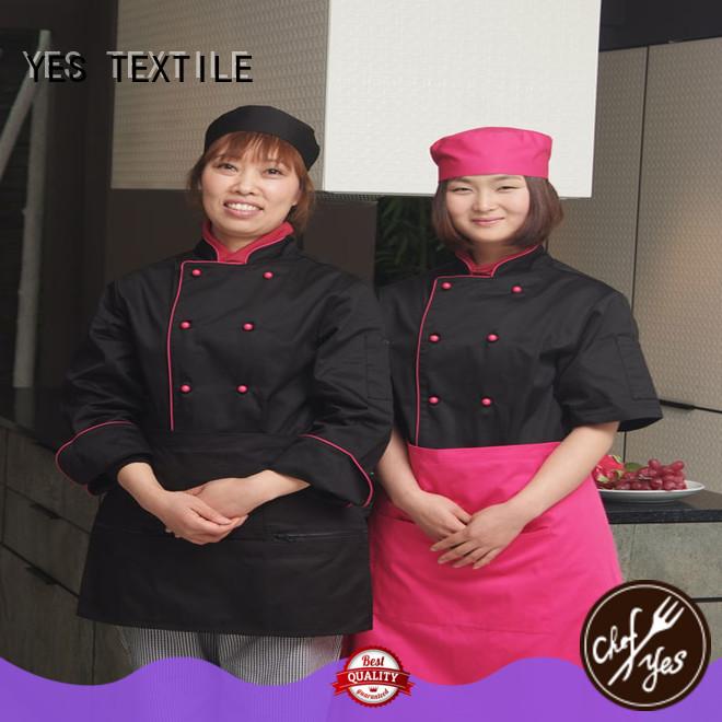 chefyes light restaurant uniforms price for hotel