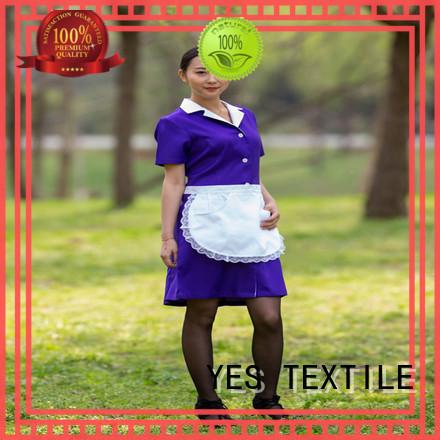 chefyes stuff waitress uniform dress factory direct supply for summer